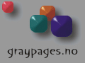 graypages.no